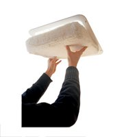 Camco SunShield RV Vent Insulator