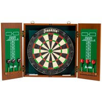 Product Image Franklin Sports Bristle Dartboard With Cabinet