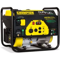 Champion 100307 3500-Watt Dual Fuel RV Ready Portable Generator