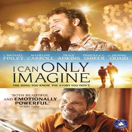 I Can Only Imagine (DVD) (Dovetail A-drawer Dvd)