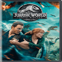 Jurassic World: Fallen Kingdom (DVD)