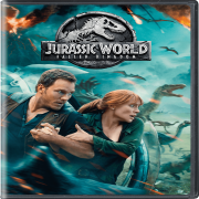 Jurassic World: Fallen Kingdom (DVD)