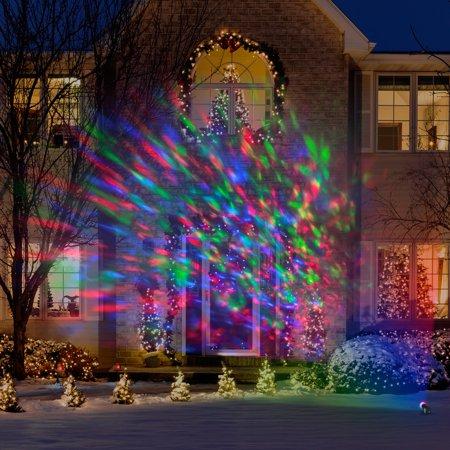 Lightshow Kaleidoscope Multi-Colored Christmas Lights - Lightshow Kaleidoscope Multi-Colored Christmas Lights - Walmart.com