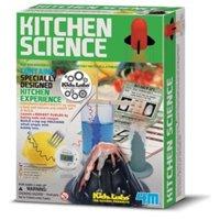 4M Kitchen Science Kit Multi-Colored