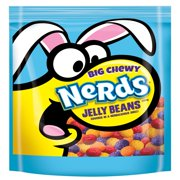 (2 Pack) Nerds Bumpy Jelly Beans Easter Candy, 13 Oz