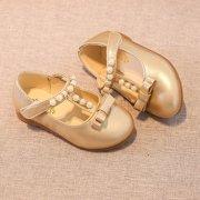 2a9475d7c Kids Girls Baby Beading Fashion Princess Bowknot Sandals Single Shoes