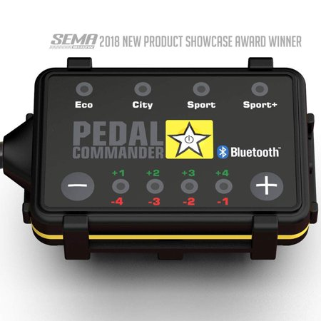 Pedal Commander throttle controller PC07-BT Jeep Chevy GMC Dodge Hummer
