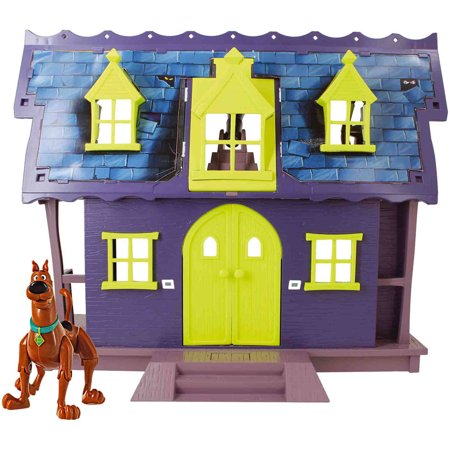 Scooby Doo Mystery Mansion Playset - Scooby Doo Halloween Pics