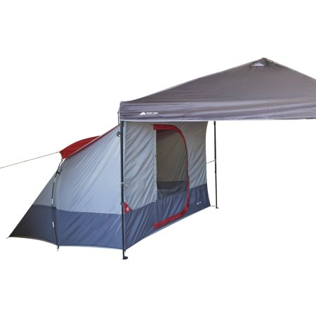 7 Foot 4 Person (Ozark Trail 4-Person 9 x 7 ft. ConnecTent™ for Straight-leg)