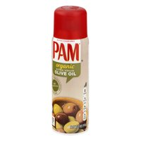 (2 pack) PAM Organic Olive Oil Cooking Spray, 5 Ounce