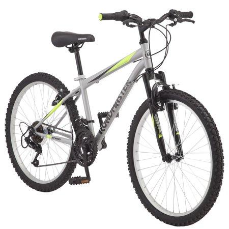 30 Full Suspension Mountain Bike (Roadmaster Granite Peak Boy's Mountain Bike, 24