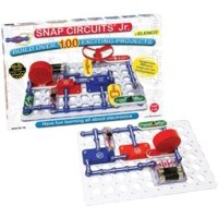 Snap Circuits Junior - Electronics Projects Kit SC-100