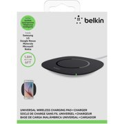 Belkin Universal Wireless Charging Pad and 6' USB-A to microUSB Cable Charger