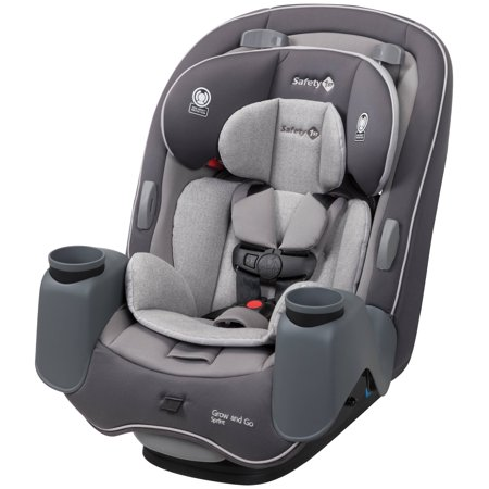 - Safety 1st Grow and Go Sprint 3-in-1 Convertible Car Seat, Silver Lake