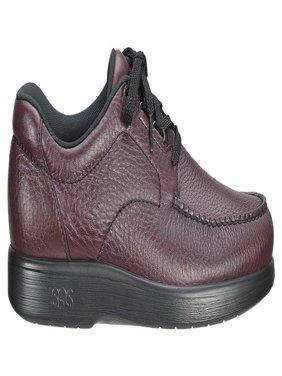 SAS 1520-035 : Men's Bouttime Lace up Shoes Cordovan Wide (8.5 2E US, Color)