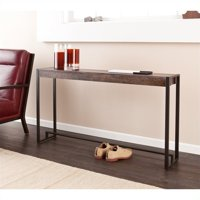Holly & Martin Macen Console, Contemporary/Industrial Style, Burnt oak