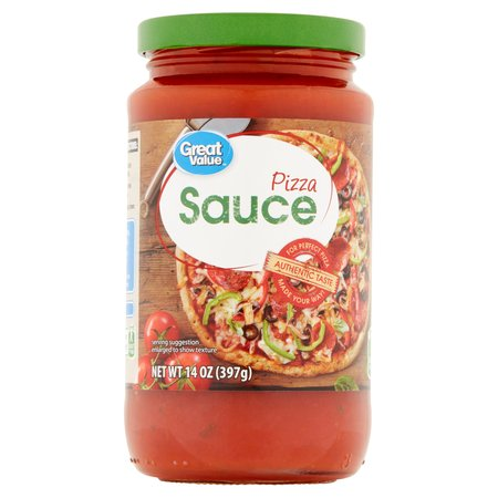 Low Carb Pizza Sauce ((3 Pack) Great Value Pizza Sauce, 14)