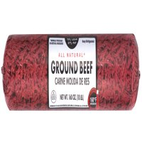73% Lean/27% Fat, Ground Beef Roll, 10 lb