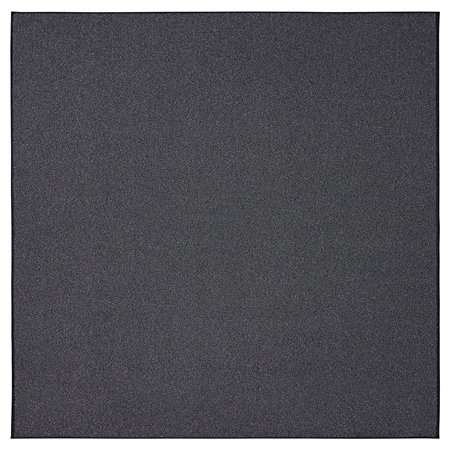 Smooth and soft outdoor Gray area rugs 5'x7' Oval for patio, porch, deck, boat, basement, garage, party, event, wedding tents and more with a low pile - Halloween Events In Dc Area