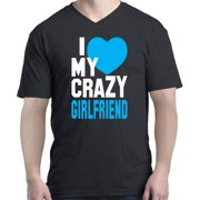 I Love My Crazy Girlfriend Shirts