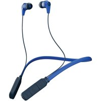 Skullcandy S2IKW-J569 Ink'd Bluetooth Earbuds with Microphone (Royal/Navy)