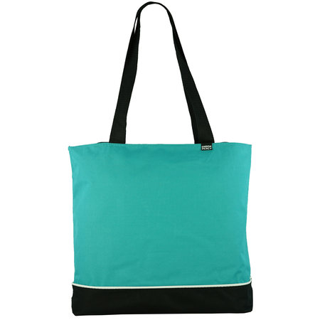 Ensign Peak Zipper Shoulder Tote ()