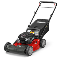 Snapper 21'' Front-Wheel Drive Self Propelled Gas Lawn Mower with Briggs & Stratton Engine, Side Discharge, Mulching, Rear Bag