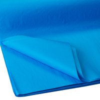 "Jillson & Roberts Gift Tissue 20"" x 30"", Blue (480 Sheets)"