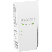 NETGEAR AC1900 Mesh WiFi Extender, Seamless Roaming, One WiFi Name, Works with any WiFi Router. Create your own Mesh WiFi System (EX6400)