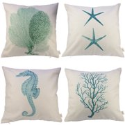 Incredible Coral Decorative Pillows Ocoug Best Dining Table And Chair Ideas Images Ocougorg