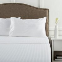 Better Homes & Gardens 400 Thread Count Damask Performance White King Bedding Sheet Set