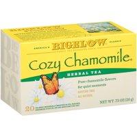 (3 Boxes) Bigelow® Cozy Chamomile® Herbal Tea 0.73 oz. Box