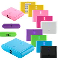 12000mAh Universal Power Ban k Backup External Battery Pac k Portable USB Charg er For Table t Smartphone iPhone 6 6S 6+ i Pad Air Mini Tab S S2 Galaxy S6 Edge Plus S5 S4 Note 5 4