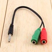 Audio & Microphone Splitters