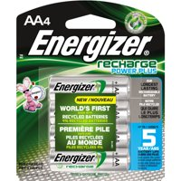 Energizer AA Rechargeable Battery 2300mAh NH15BP-4