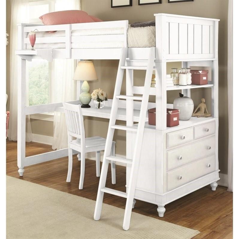 Etonnant Desk Loft Beds