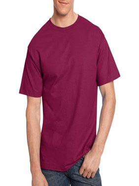 Big Men's Tagless Short Sleeve Tee
