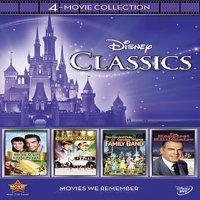 Disney 4-Movie Collection: Classics (DVD)