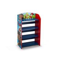 Nick Jr. PAW Patrol Wood Bookshelf by Delta Children