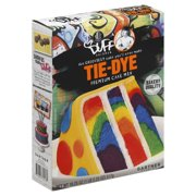 DUFF DECORATING 102870 DUFF DECORATING MIX CAKE TIE DYE - 18 OZ