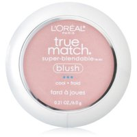L'Oreal Paris True Match Super-Blendable Blush, Tender Rose C3-4