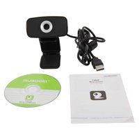 Ktaxon AUSDOM AW615 Full HD 1080P USB 2.0 Webcam Camera Video with Mic For PC Skype US
