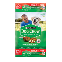 Purina Dog Chow Complete With Real Chicken Adult Dry Dog Food - 20 lb. Bag