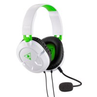 Turtle Beach Recon 50X Gaming Headset for Xbox One, PS4, PC, Mobile (White)