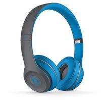certified refurbished solo 2 / solo2 wireless over-ear headphones - flash blue