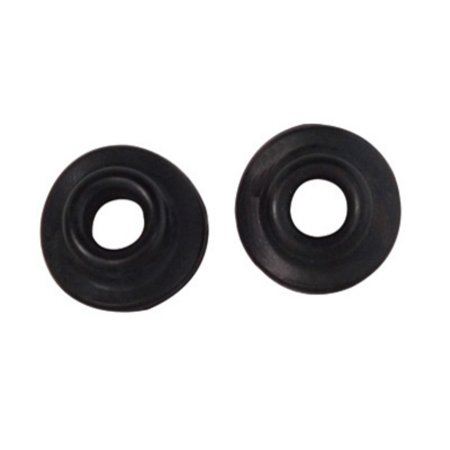 Rubber Valve Support/Seal Black for Honda Shadow 600 VLX VT600C 1988-2007 ()