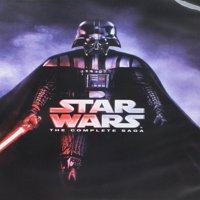 Star Wars: The Complete Saga (DVD)