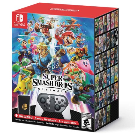 Super Smash Bros Ultimate Special Edition Nintendo Nintendo