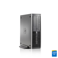 Refurbished Dell GX745 Small Form Factor Desktop PC with Intel Pentium D Processor, 2GB Memory, 160GB Hard Drive and Windows 10 Pro (Monitor Not Included)