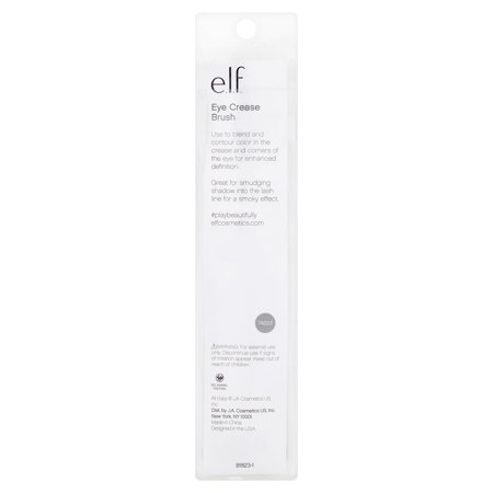 e.l.f. Professional Eye Shadow Crease Brush - Elf Cosmetics Tutorial